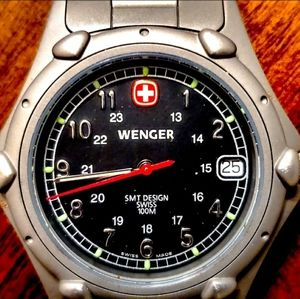 Wenger Swiss Made Army Watch - Tool Watch